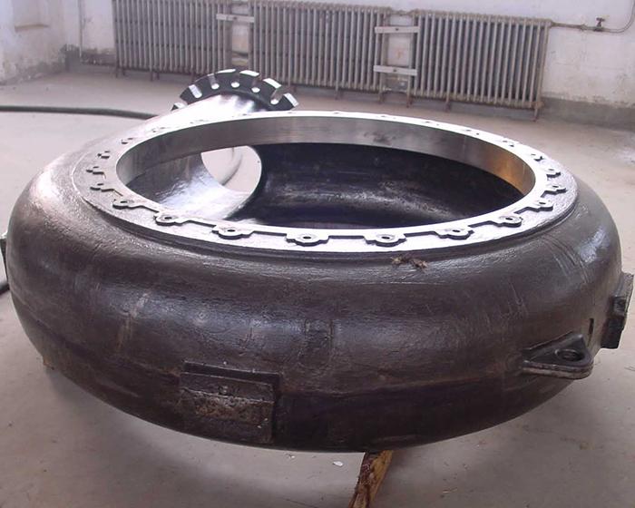 异形铸钢件