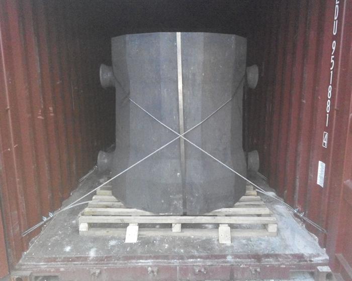 钢厂V型辊