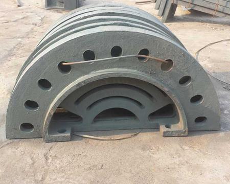 矿山机械铸件