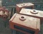 制盖机械铸件